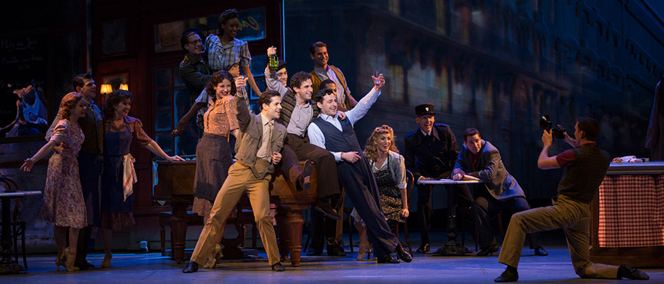 The Producers Aim High with An American in Paris