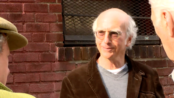 Watch Watch: Larry David & the Cast of Fish in the Dark