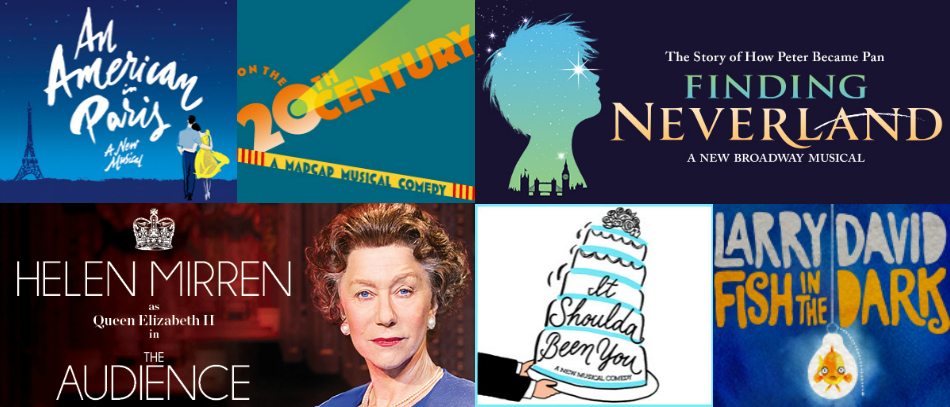 Spring 2015 Broadway Preview