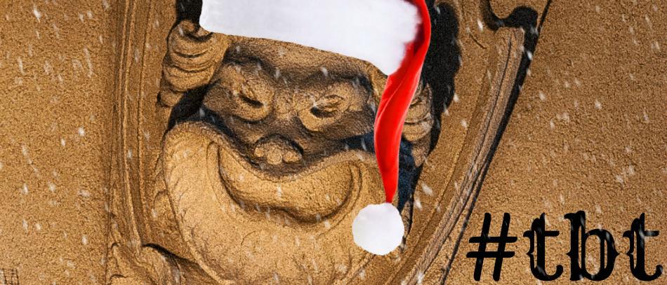 #ThrowBackThursday - White Christmas