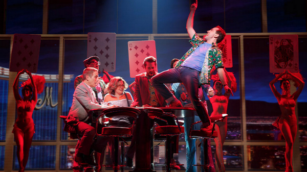 Watch A Sneak Peek at Honeymoon in Vegas