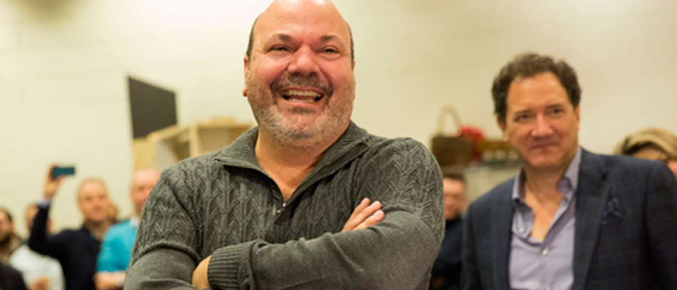 With a Triple Crown, Director Casey Nicholaw is Holding Court on Broadway