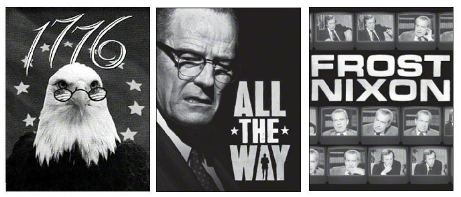 Presidents on Broadway