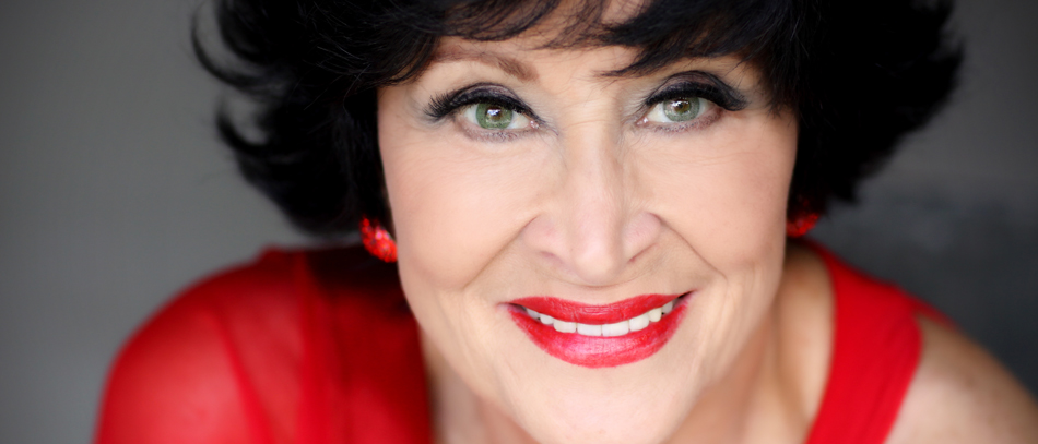 Chita Rivera Is Ready for The Visit