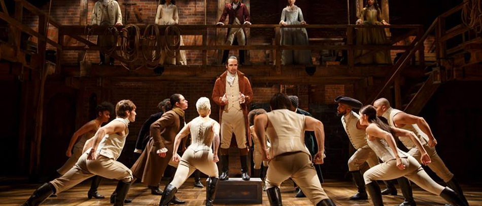 Hamilton - The Revolution Comes to Broadway