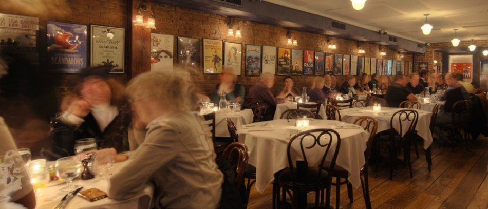 Joe Allen Restaurant: A Theater District Institution Celebrates 50 Years