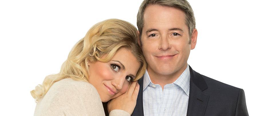 Matthew Broderick and Annaleigh Ashford Bring Puppy Love to Broadway in Sylvia