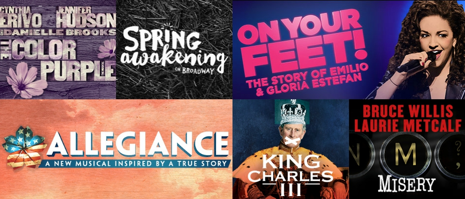 Fall 2015 Broadway Preview