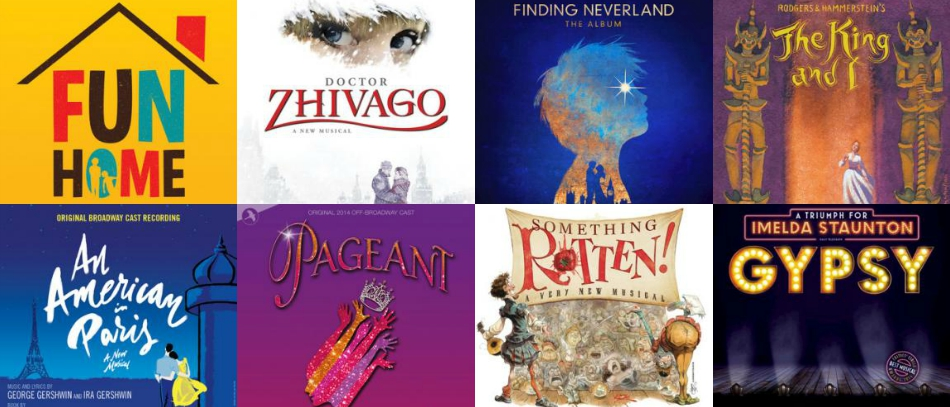 Show Music Direct: Recordings to Take You to Broadway and Beyond