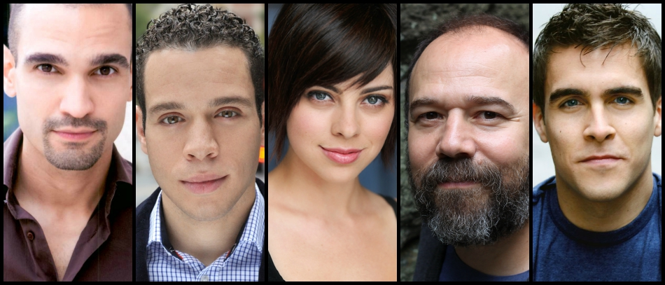The Hot List: Hispanic Broadway Talents To Keep Your Eye On This Fall