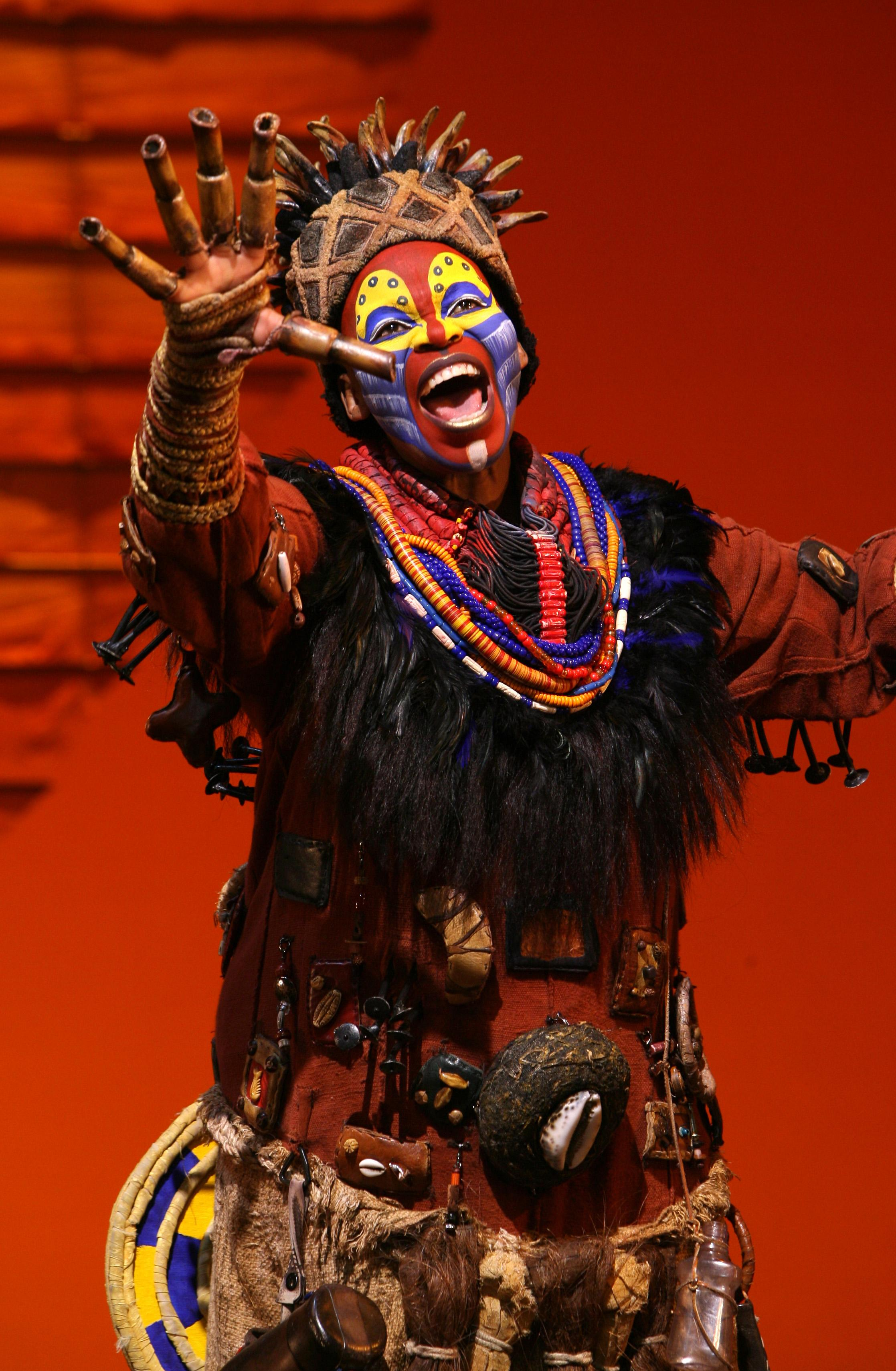 The Lion King At 18 Broadway Direct