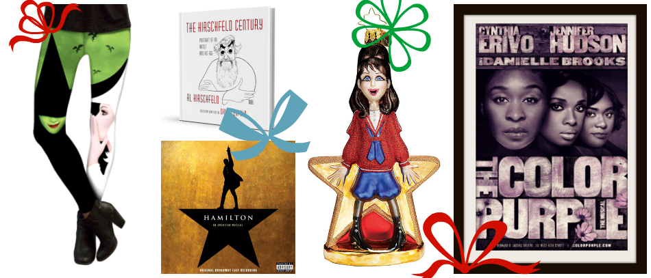 'Tis the Season to Give Theater Gifts
