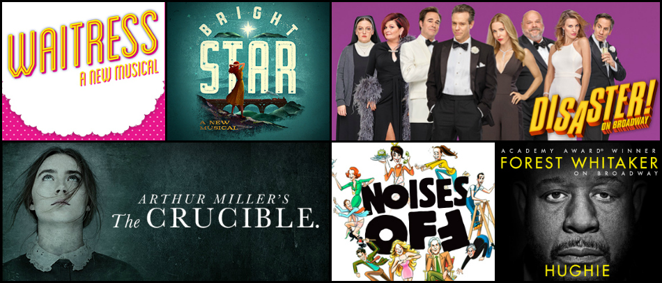 Spring Preview 2016: A Bright Broadway Season Continues