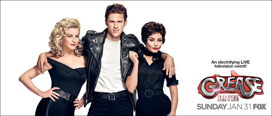 Broadway Baby Aaron Tveit on His Star Turn as Danny Zuko in Grease: Live