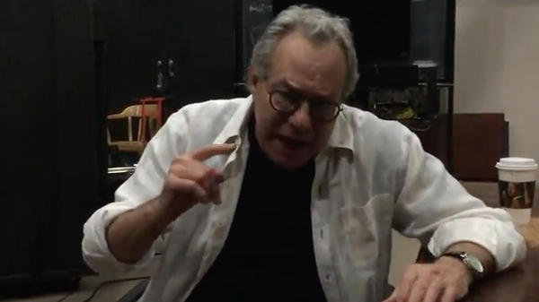 Watch A Message From Lewis Black