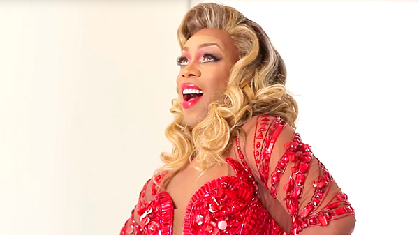 Watch Todrick Hall Struts into Kinky Boots