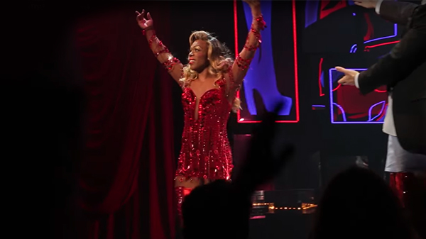 See Todrick Hall's First Bow with Special Guest RuPaul