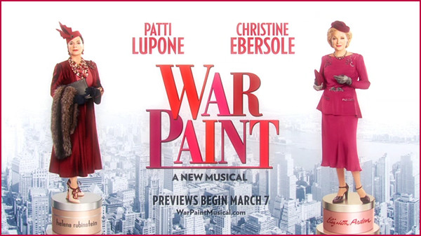 Watch War Paint on Broadway