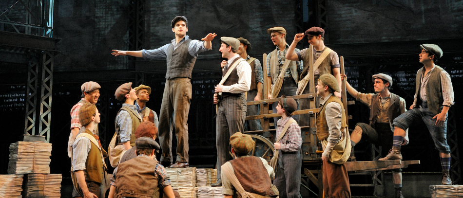 How to Watch Newsies on the Big Screen