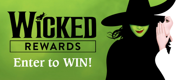 Win Tickets to Wicked
