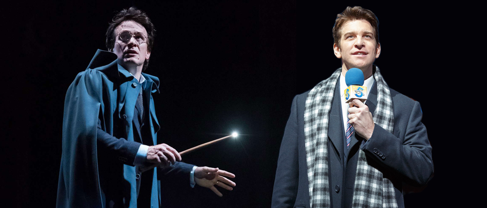 Oliviers Anoint Groundhog Day and Harry Potter on their way to Broadway Openings