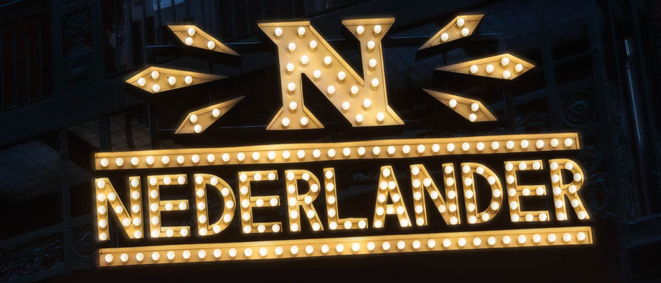 Untold Stories: the Nederlander Theatre