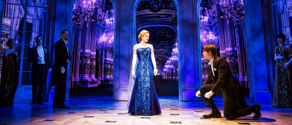 Anastasia to Audio LIve-Stream on Opening Night