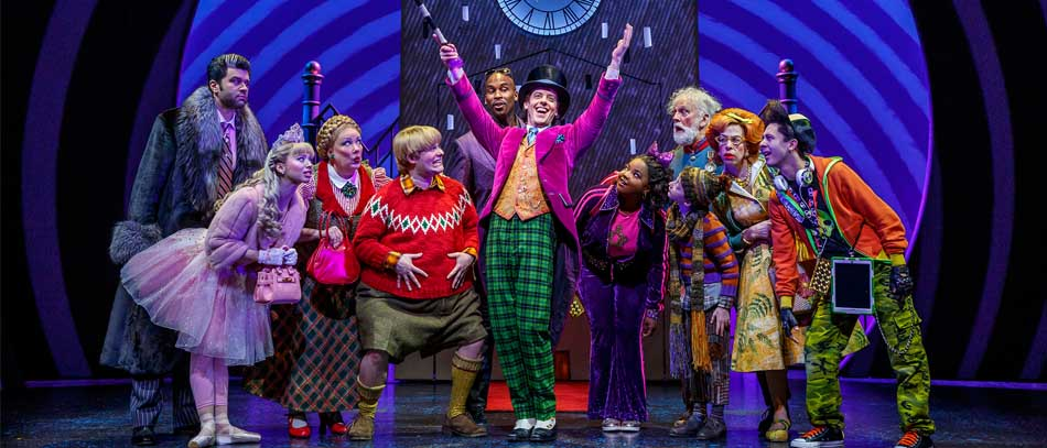 Charlie and the Chocolate Factory to Launch National Tour