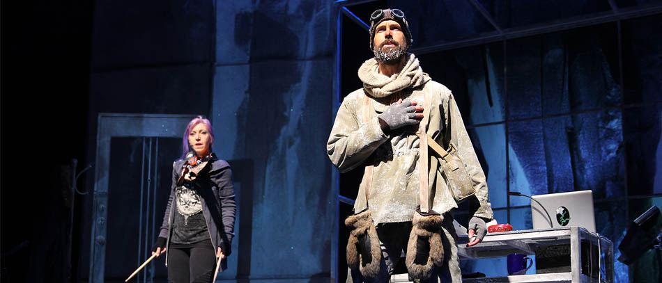 Ernest Shackleton Loves Me to Stream Live on BroadwayHD