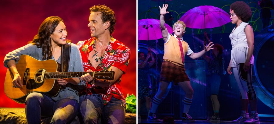 Margaritaville and SpongeBob Headed to Broadway