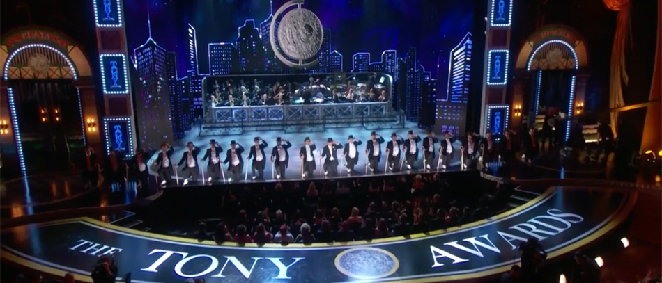 The 2017 Tony Awards Opening Number
